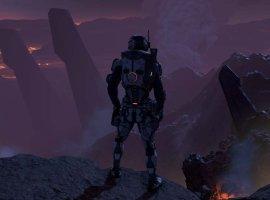 Новый трейлер и скриншоты Mass Effect: Andromeda