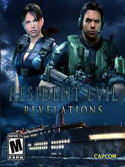 Resident Evil: Revelations – фото обложки игры