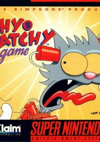 The Itchy & Scratchy Game – фото обложки игры