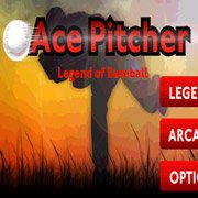 Ace Pitcher: Legend Of Baseball – фото обложки игры