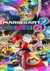 Mario Kart 8 Deluxe – фото обложки игры