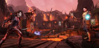 The Elder Scrolls Online: Morrowind. Релизный трейлер