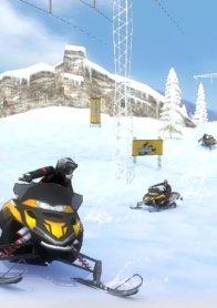 Snow Moto Racing 3D