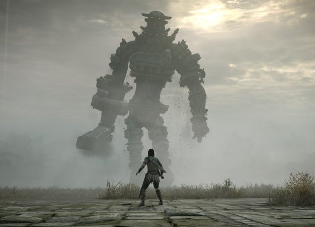 Рецензия на Shadow of the Colossus (2018)