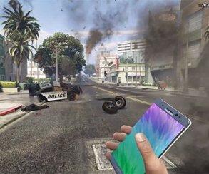 Samsung удалила с YouTube видео фанатского мода для GTA 5 с Note 7