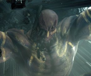 Гигант расправил плечи на кадрах Final Fantasy 15