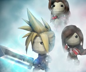Final Fantasy 7 полностью воссоздали в LittleBigPlanet 2