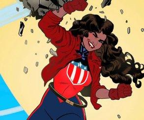 Кто такая Мисс Америка и какой будет новая серия комиксов о ней