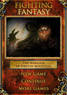 Fighting Fantasy: The Warlock of Firetop Mountain (2009/II)