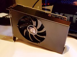 AMD представала компактную инедорогую видеокарту RXVega 56 Nano