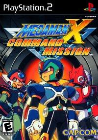 Mega Man X: Command Mission – фото обложки игры