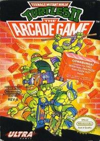 Teenage Mutant Ninja Turtles II: The Arcade Game