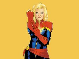 Капитан Марвел станет злой? Marvel тизерит перемены вКэрол Дэнверс