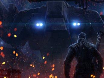 Замечательные фанарты к31-летию Metal Gear отрежиссера ееэкранизации
