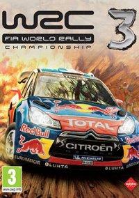WRC 3 – фото обложки игры
