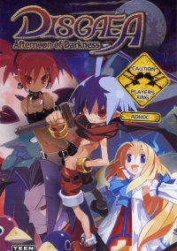 Disgaea: Afternoon of Darkness – фото обложки игры