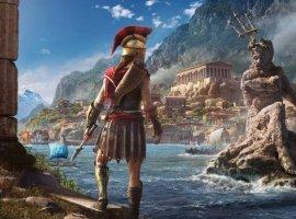 Последнее DLC для Assassin's Creed Odyssey из серии «Судьба Атлантиды» выйдет уже скоро