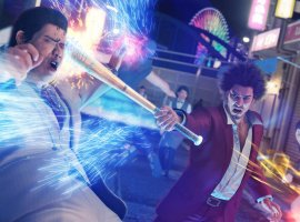 Геймплей Yakuza: Like aDragon— пошаговые RPG-бои наулицах современных городов
