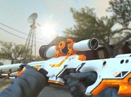 Гифка дня: когда оружие как раз вCounter-Strike: Global Offensive