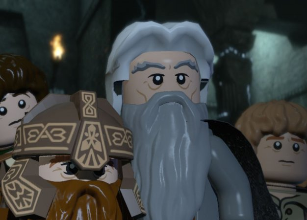 Gamescom 2012: LEGO Lord of the Rings