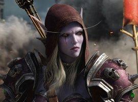 Сильвану пока не хотят убивать в World of Warcraft. Для нее уготован «большой сюжет»