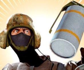 Игрок вCS:GOубил соперника дымовой гранатой. Унего было больше 1HP