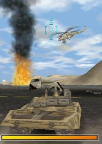 Gulf War: Operation Desert Hammer – фото обложки игры
