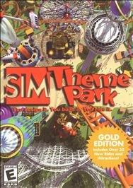 Sim Theme Park – фото обложки игры