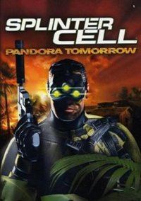 Tom Clancy's Splinter Cell: Pandora Tomorrow – фото обложки игры