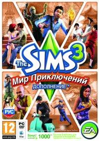 The Sims 3: Мир приключений – фото обложки игры