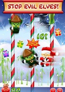 Kung Fu Santa