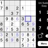 Скриншот Uni Sudoku Easy – Изображение 1