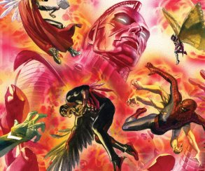 Что произошло сдочерью Вижна вновом выпуске «Мстителей»?