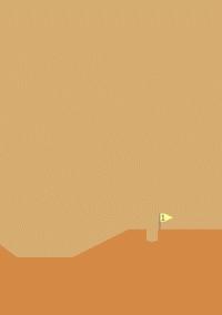 Desert Golfing – фото обложки игры