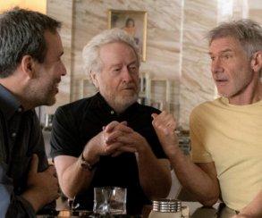 Дени Вильнев выгнал со съемочной площадки «Бегущего по лезвию 2049» Ридли Скотта?!  Но зачем?