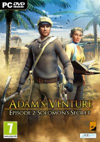 Adam's Venture: Episode 2 - Solomon's Secret – фото обложки игры