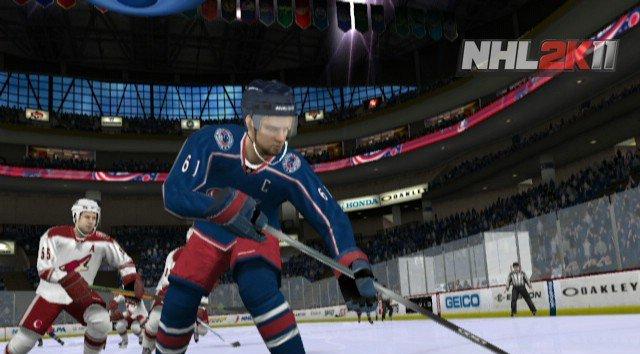 NHL 2K11. Промо-фильм (русские субтитры)