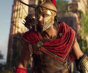 В Assassin's Creed Odyssey появилась трансмогрификация и прокачка до 70 уровня [обновлено]