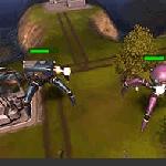 Скриншот Commanders: Attack of the Genos – Изображение 1