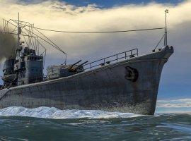 Более двадцати японских кораблей скоро пополнят ряды техники в War Thunder