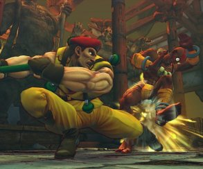 В Ultra Street Fighter 4 сразятся команды три на три
