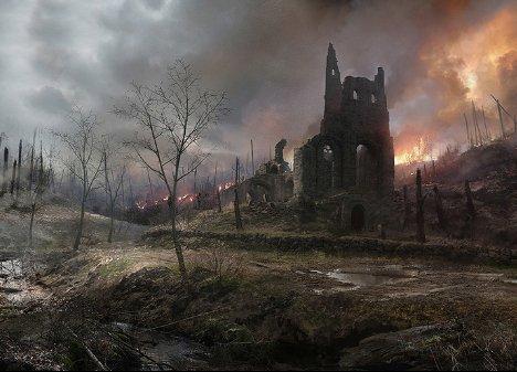 Battlefield 1: как Франция выглядит в дополнении «Они не пройдут»