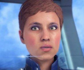 Лица вME: Andromeda анимировал человек без опыта? [обновлено]