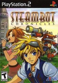 Steambot Chronicles – фото обложки игры