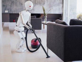 Роботы-пылесосы будущего, или как сделать генуборку перед Новым 2098 годом
