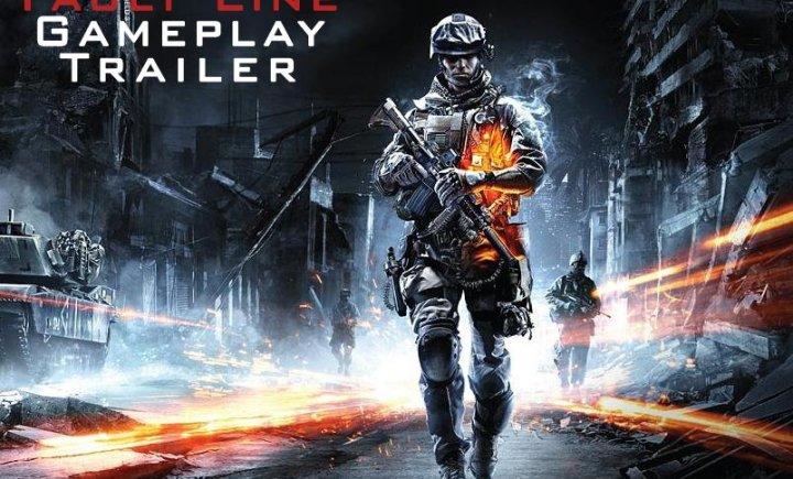 Battlefield 3 - Full Length Fault Line Gameplay Trailer [RUS]