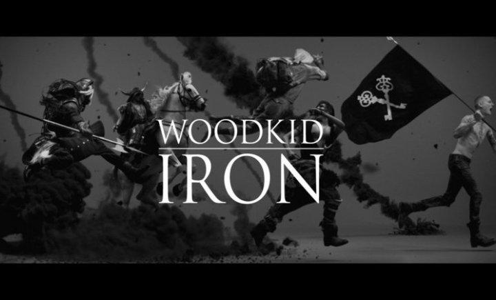 WOODKID Iron