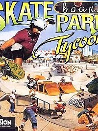 Skateboard Park Tycoon – фото обложки игры