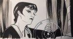 Инктябрь: что ипочему рисуют художники комиксов вэтом флешмобе?. - Изображение 103