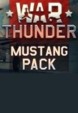 War Thunder: Mustang Advanced Pack – фото обложки игры